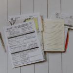 株式投資の税金と確定申告について書かれた書類の画像